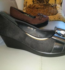 НОВЫЕ Туфли женские размер 41-42