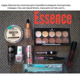 Новая косметика Essence