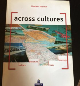 Книга Across cultures + students CD