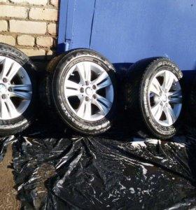 Колеса BMW r15
