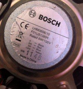 Потолочный громкоговоритель bosch