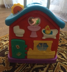 Игрушка Детская «музыкальный дом»