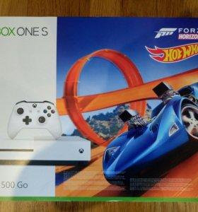 Xbox One S Forza Horizon 3bundle Новая