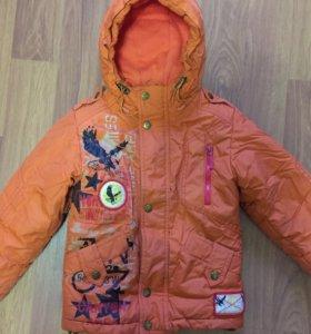 Зимняя куртка (р.110)