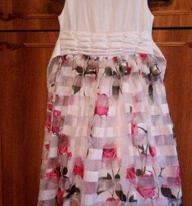 Платье,юбка,кофта