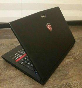 Игровой ноутбук MSI GL62