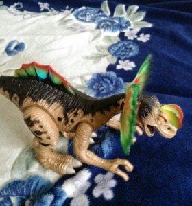 Динозавр новый