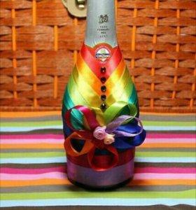 Бутылки на мероприятия