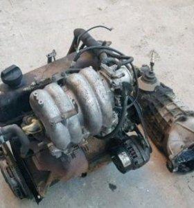 Мотор ВАЗ 2107 инжектор. Разборка Лада жигули