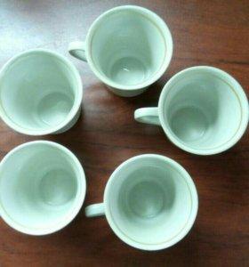 Чашка кофейная 5 шт