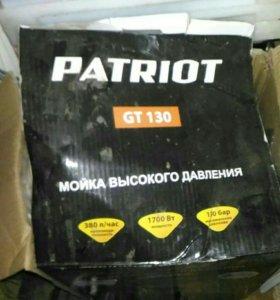 Мойка высокого давления Patriot gt130