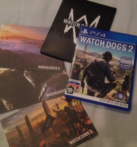 watch dogs 2, deluxe edition
