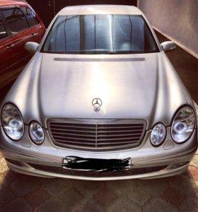 Mercedes-Benz E200K