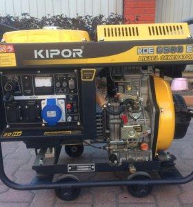 Новый Дизельный генератор.
