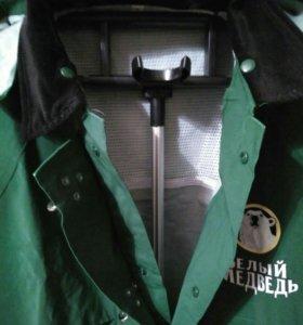 Куртка для рыбалки