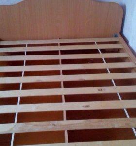 Кровать 2- х спальная