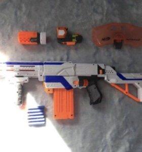 """Игрушечный автомат """" Nerf Retaliator """""""