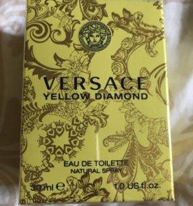 Versace yellow diamond новые