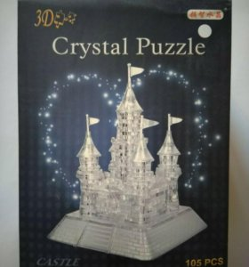 Пазл 3D crystal puzzle