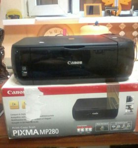 Принтер/сканер/копир Canon pixma MR280