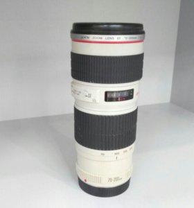 Объектив canon ef70-200mm
