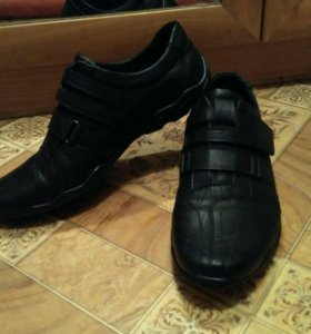 Мужские ботинки 41р.