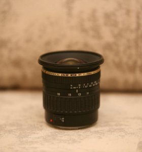 Tamron 11-18mm ef-s canon