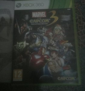 MARVEL vs CAPCOM Fate of two Words 3