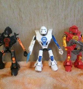 Игрушки Lego Hero Factory