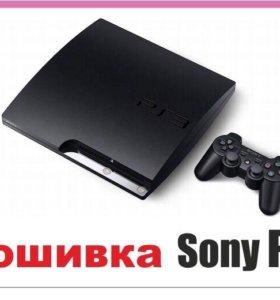 PS3 Прошивка, даунгрейд (бесплатные игры