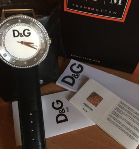 Женские наручные часы D&G