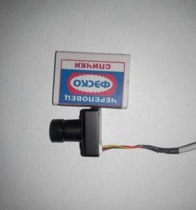 видеокамера kpc-s703b. помещения и авто