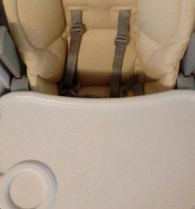 Детское кресло-столик-качельки PegPerego tatamia,