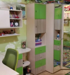 Детская подросковая комната.