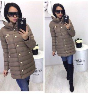 Новая куртка 42 размер зимняя