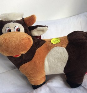 Мягкая игрушка Fancy корова Пелагея