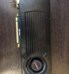 Видеокарта nvidia Sparkle-GeForce-GTX660Ti