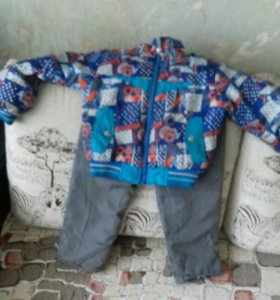 Верхный одежда осенный