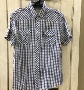Рубашка мужская Bershka