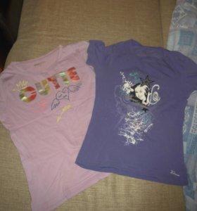 2 майки - футболки