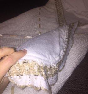 Тёплое одеялко