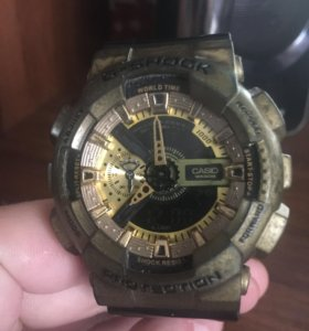 Часы G-SHOCK CASIO WR30M
