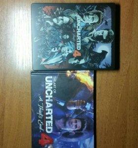 """Uncharted 4:специальное издание""""возможен обмен"""