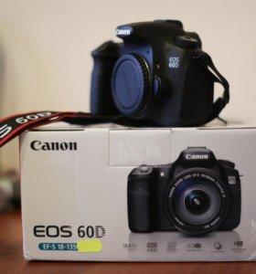 Canon 60D Bodi