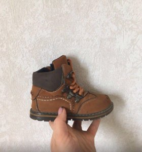 Б/у ботинки