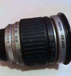 SMC Pentax-FA 28-200