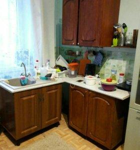 Кухня с мойкой керамогранит