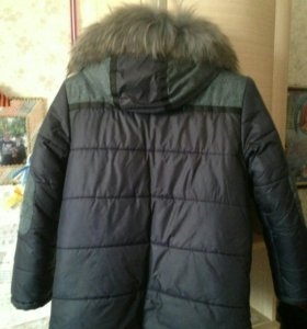 Мальчикам куртка зима