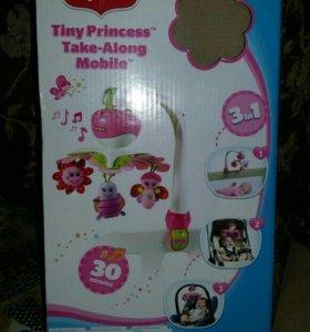 Мобиль переносной Tiny Love