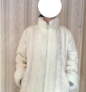 "Зимняя куртка ""Снегурочка"""